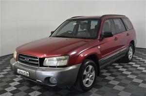 2003 Subaru Forester XS Automatic Wagon