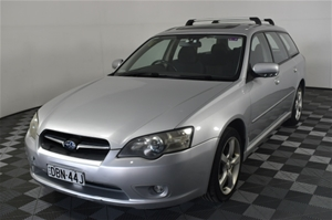 2003 Subaru Liberty 2.5i Safety B4 Autom