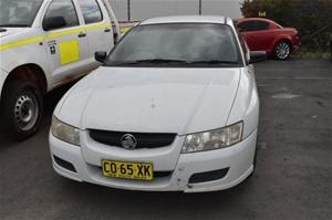2004 Holden Commodore VZ Manual Ute