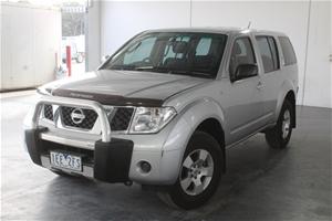 2007 Nissan Pathfinder ST (4x4) R51 Auto