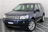 Unreserved 2011 Land Rover Freelander 2 XS (4x4)