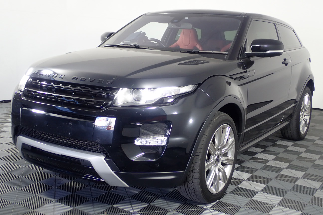 2011 Land Rover Range Rover Evoque Si4 DYNAMIC Automatic Coupe