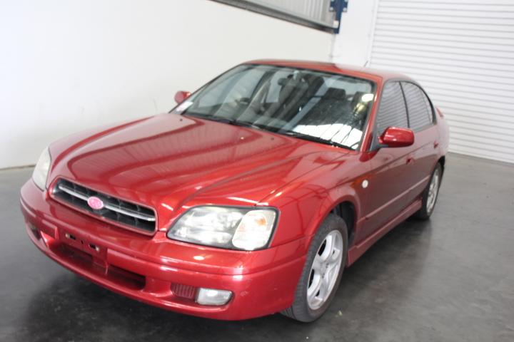 1999 Subaru Liberty RX B3 Automatic Sedan