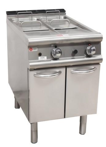 BARON GAS SPLIT PAN DEEP FRYER, ORP $8,600 MODEL
