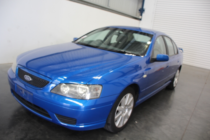 2006 Ford BF Falcon (130,077kms Service History)