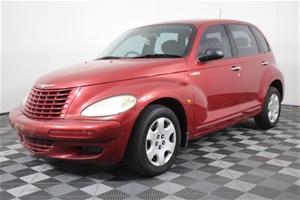 2004 Chrysler PT 2.4 Cruiser 133,191kms