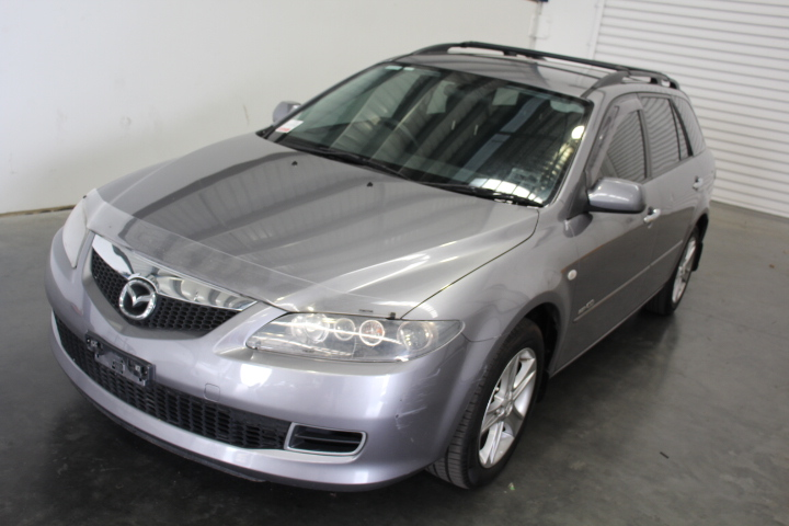 2007 Mazda 6 Diesel GY Turbo Diesel Wagon 143,736km