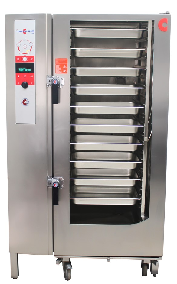 CONVOTHERM OSP ELECTRIC 40 TRAY COMBI OVEN, QUALITY COMMERCIAL KITC