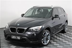 2014 BMW X1 xDrive 20d E84 LCI Turbo Die