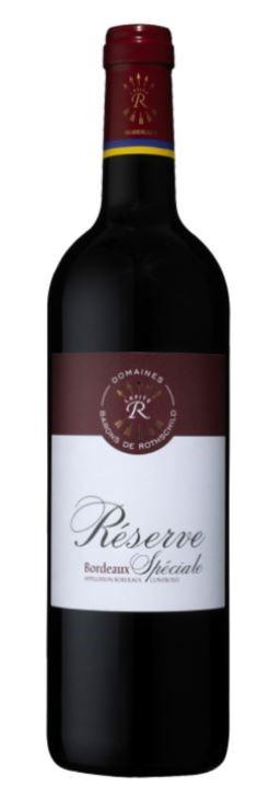 DBR Lafite Reserve Speciale Bordeaux Rouge 2017 (6 x 750mL) France