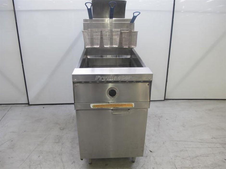 Frymaster Gas Fish / Chicken Deep Fryer MJCFSD =Said to originally