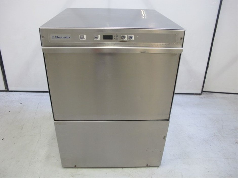 Electrolux Undercounter Dishwasher NUC1DP Model: NUC1DP Said