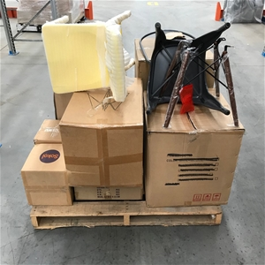 Pallet of Assorted Replica Furniture & H