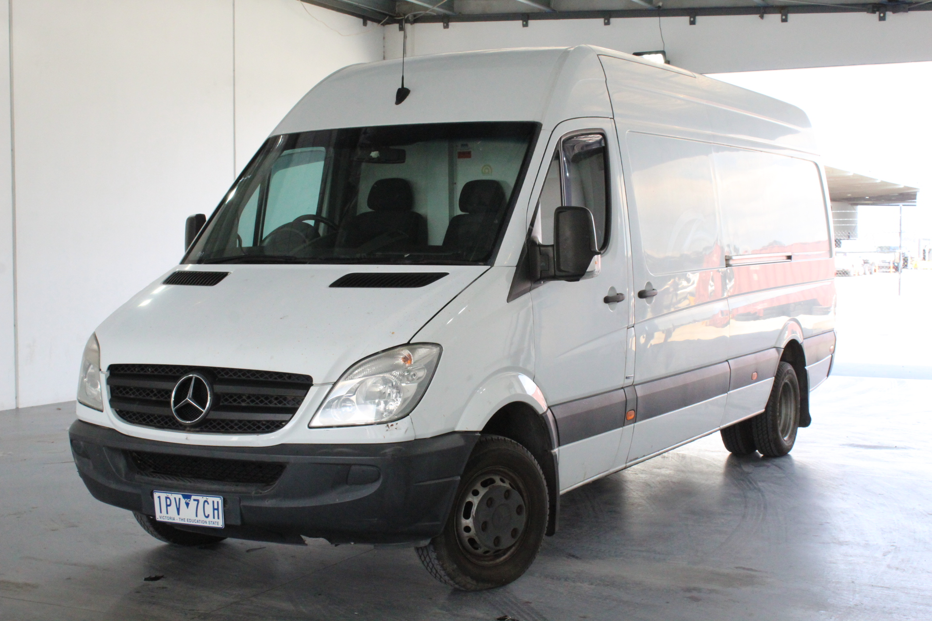 2011 Mercedes Benz Sprinter 516 CDI LWB H/ROOF Turbo Diesel Manual Van