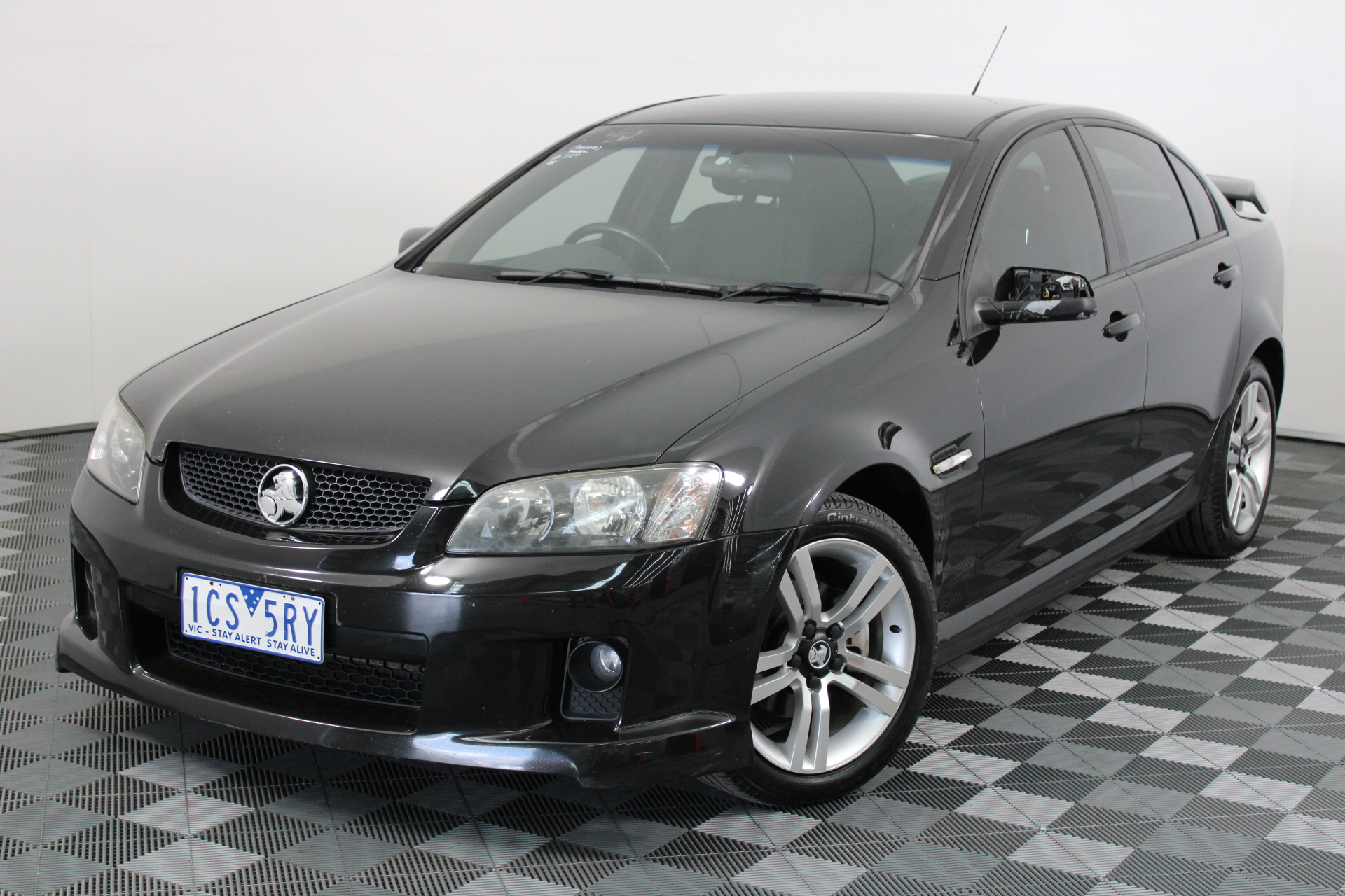 2008 Holden Commodore SV6 VE Automatic Sedan
