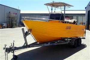2004 Polycraft 5-99 Frontier Open Boat