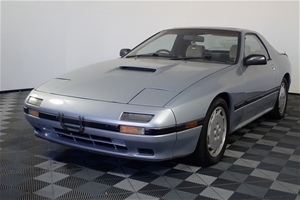 1986 Mazda RX-7 RWD Manual - 5 Speed Cou