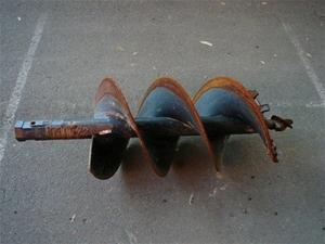 457mm Skid Steer Auger Bit - Caterpillar