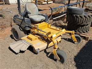 Ride-On Lawn Mower - Hustler FX850V