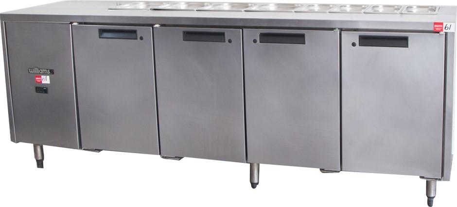 Williams Cold Larder - Preparation Refrigerator