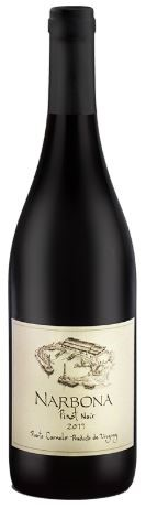 Narbona Pinot Noir 2011 (6 x 750mL), Colonia, Uruguay .