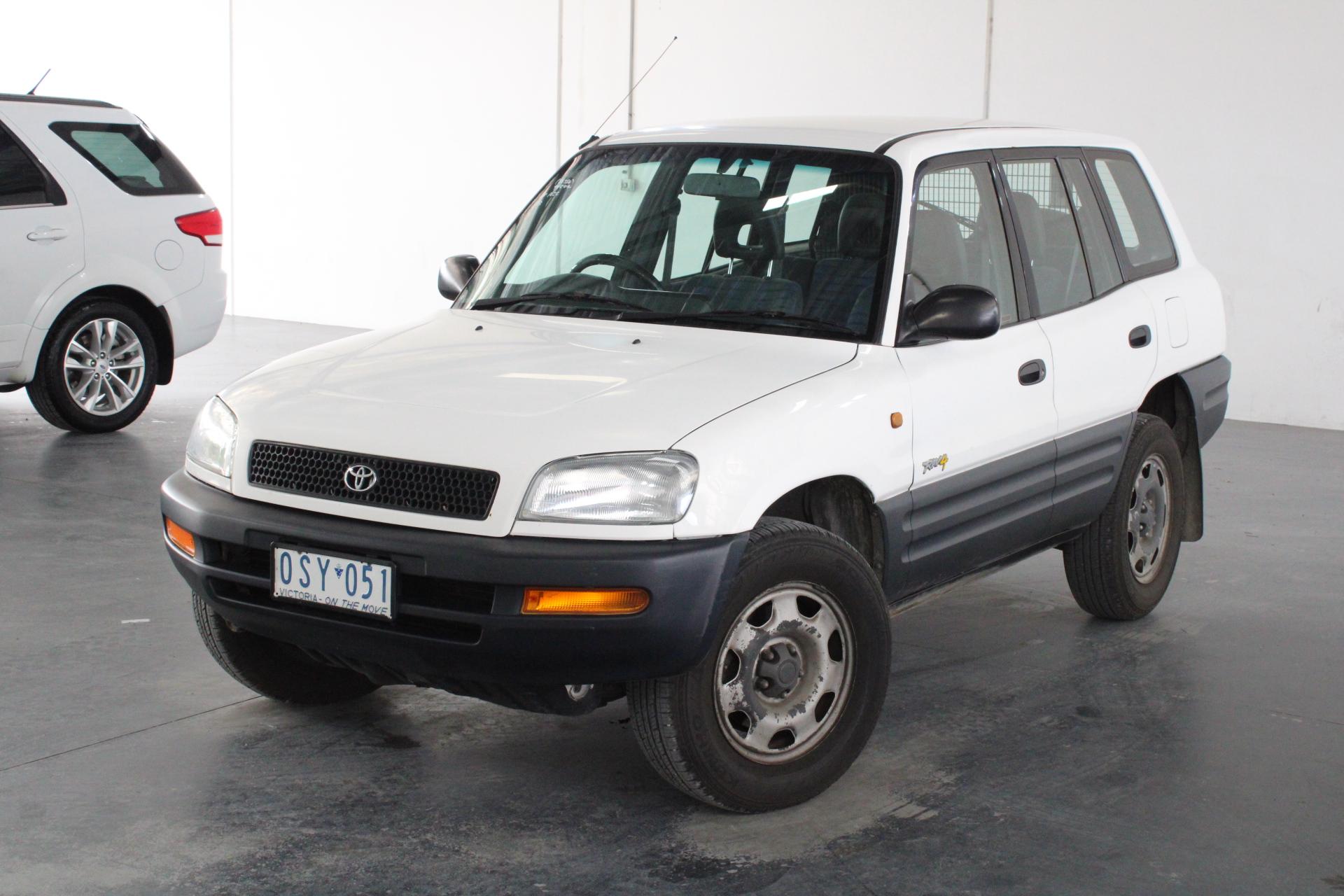 1997 Toyota Rav 4 (4x4) SXA11R Automatic Wagon