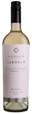 El Porvenir Laborum Single Vineyard Torrontés 2016 (12 x 750mL), Salta..