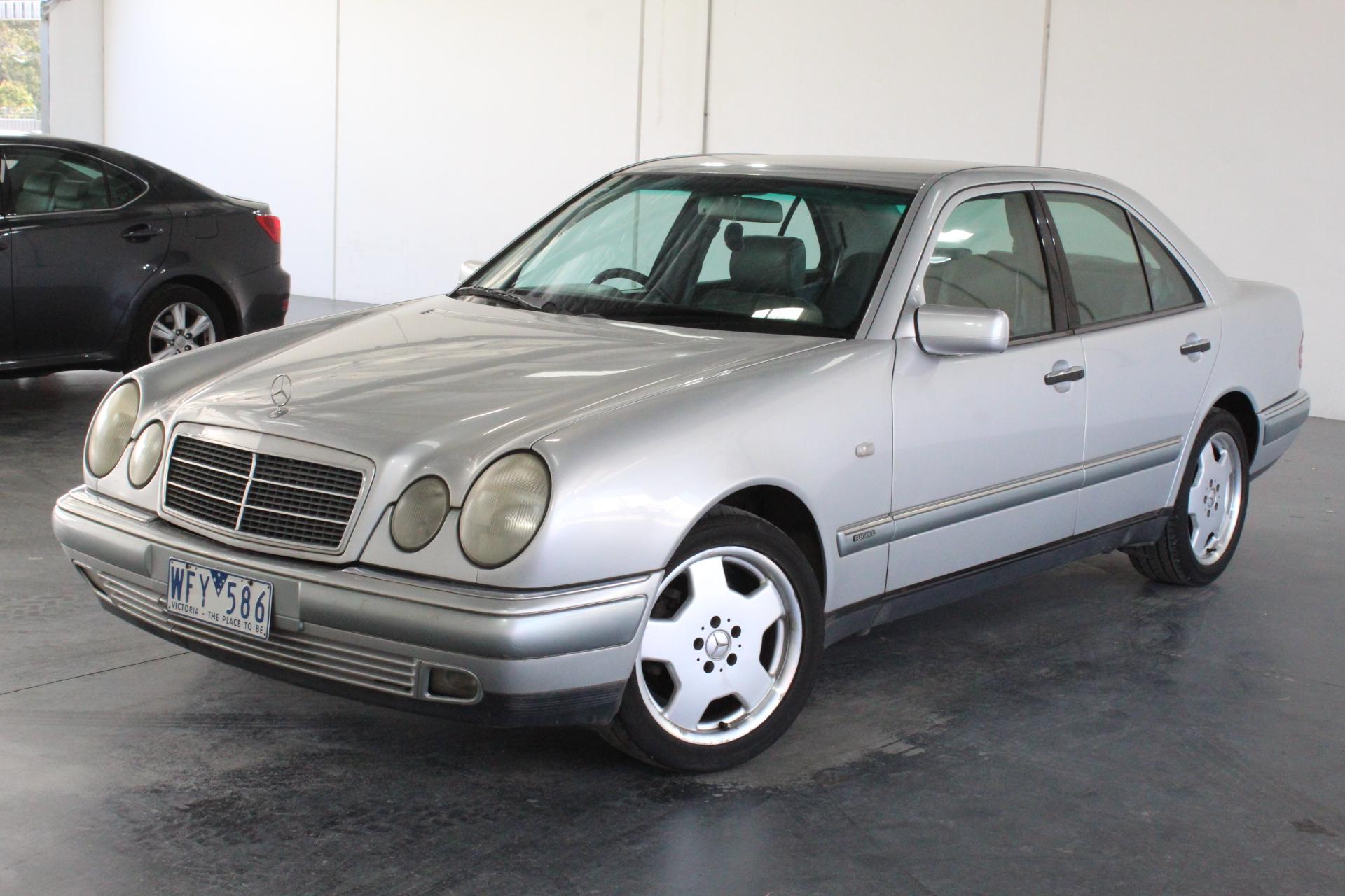 1998 Mercedes Benz E280 Elegance W210 Auto Sedan (WOVR INSPECTED)