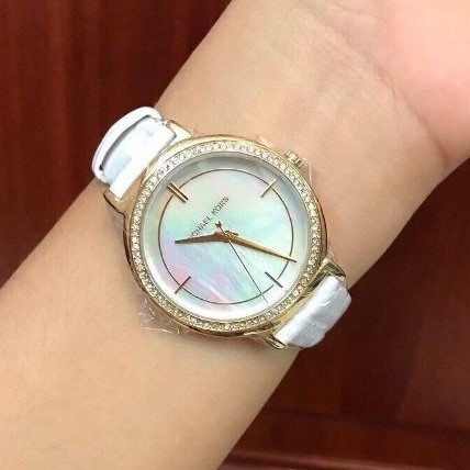 Michael Kors couture NY 'Cinthia' ladies luxury watch.