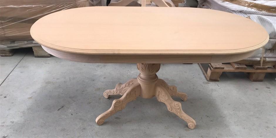 High Quality European designed coffee table & Single Pedistal Base.