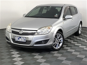 2008 Holden Astra CDTi AH Turbo Diesel A