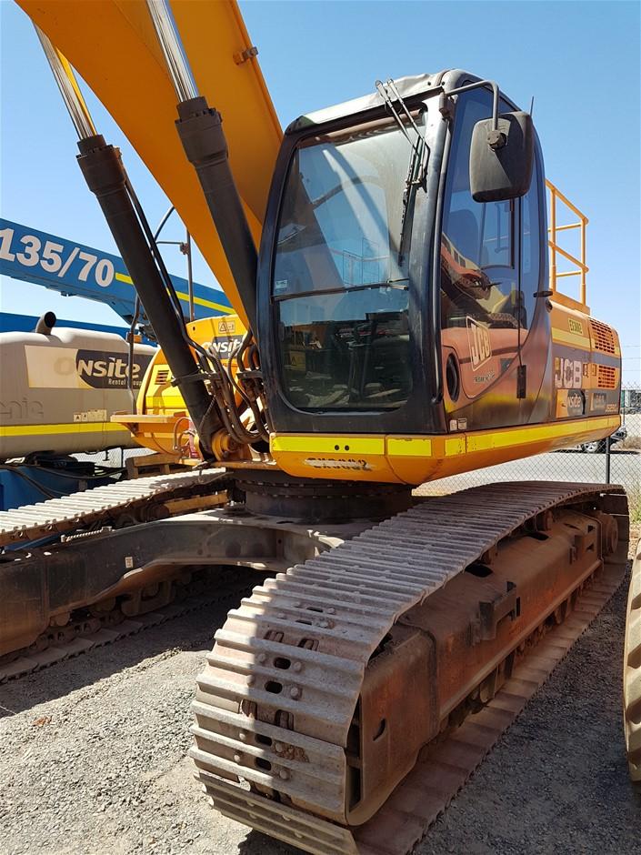 2012 JCB JS290LC 30T Diesel Excavator (Location: Karratha)