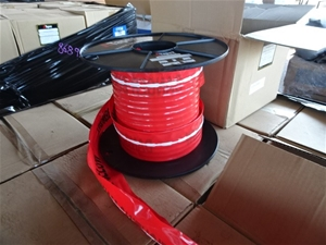 A Large Quantity of Warning Tape, Tapex