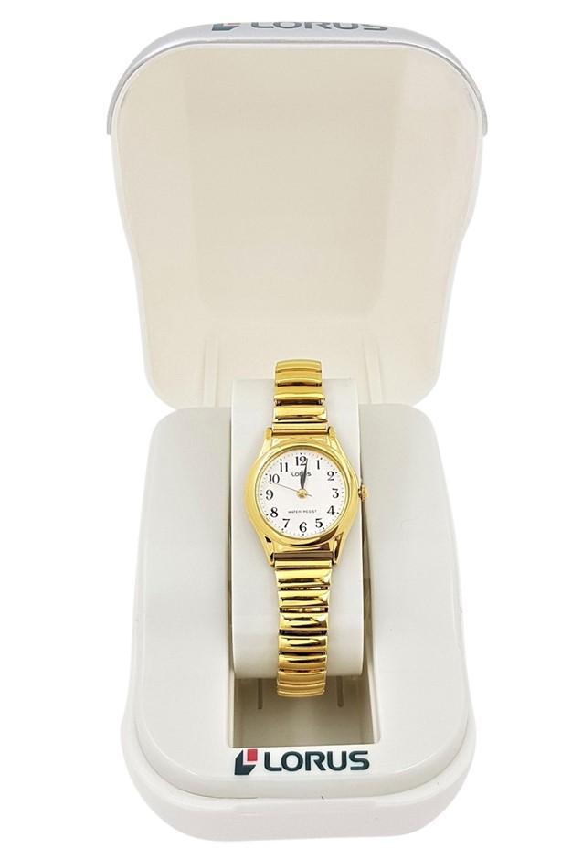 Lorus Expandable Bracelet Ladies Dress Watch