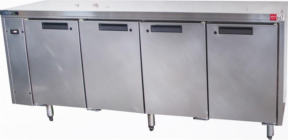 Williams 4 Door Bench High Refrigerator