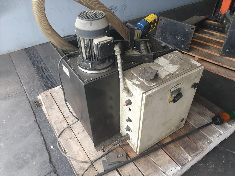 Hydraflow CNC Automatic Bar Feeder
