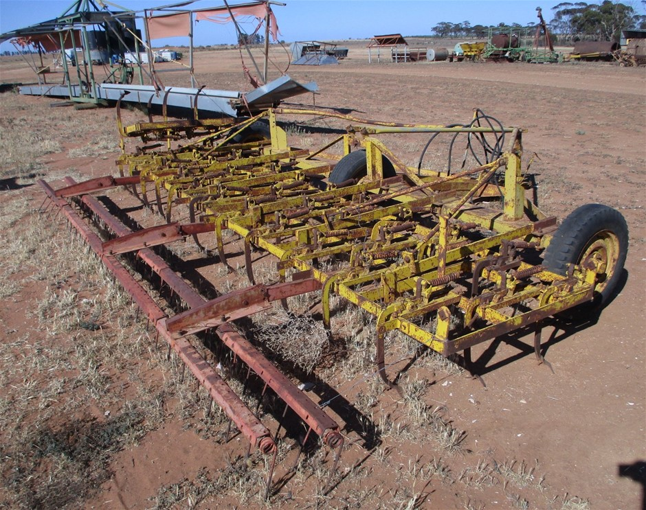 Little Yellow Cultivator
