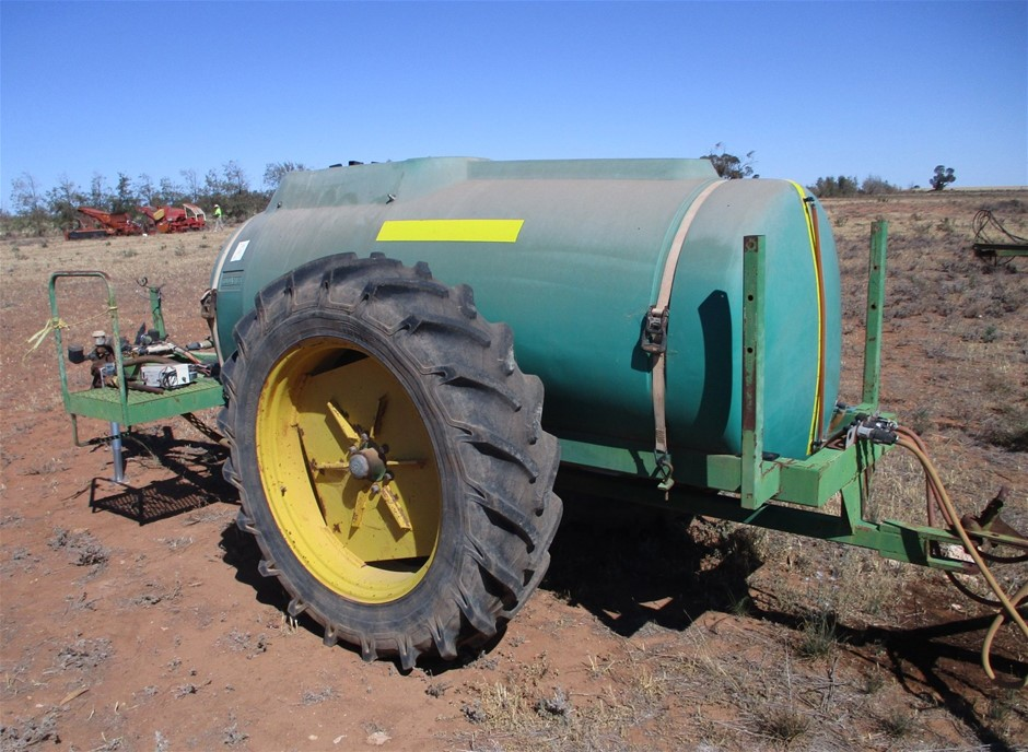 Gold Acres Mobile Spraying Unit