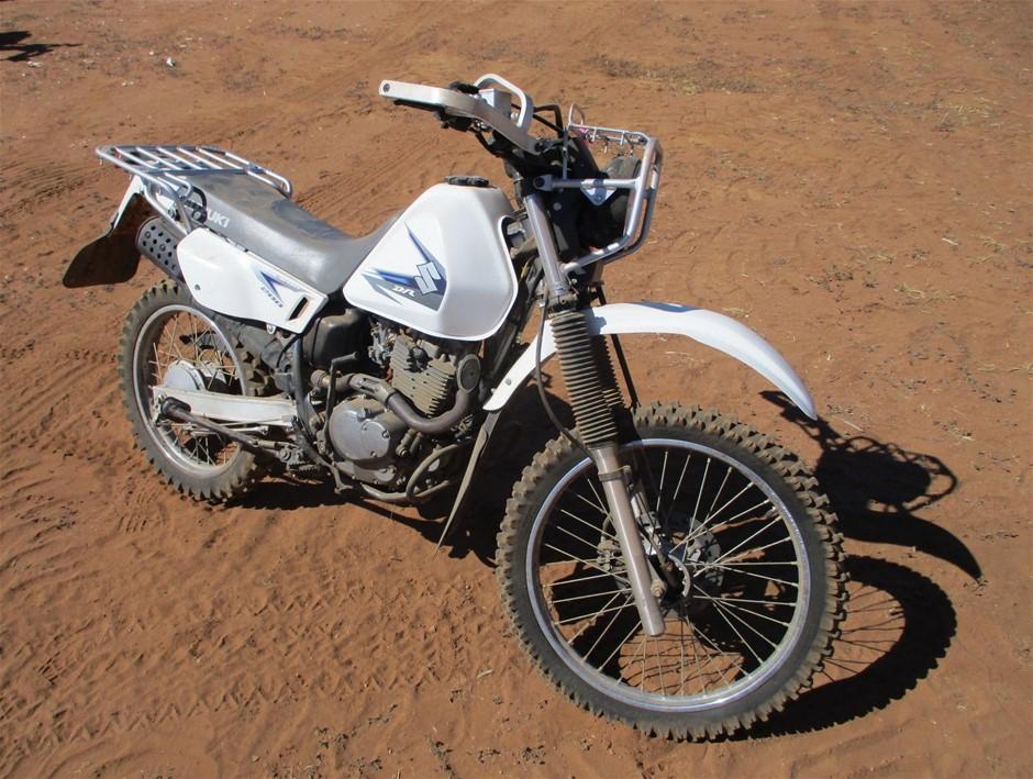 Suzuki Off Road Motorcycle
