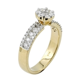 Jacobs Handcrafted Engagement Rings Collection