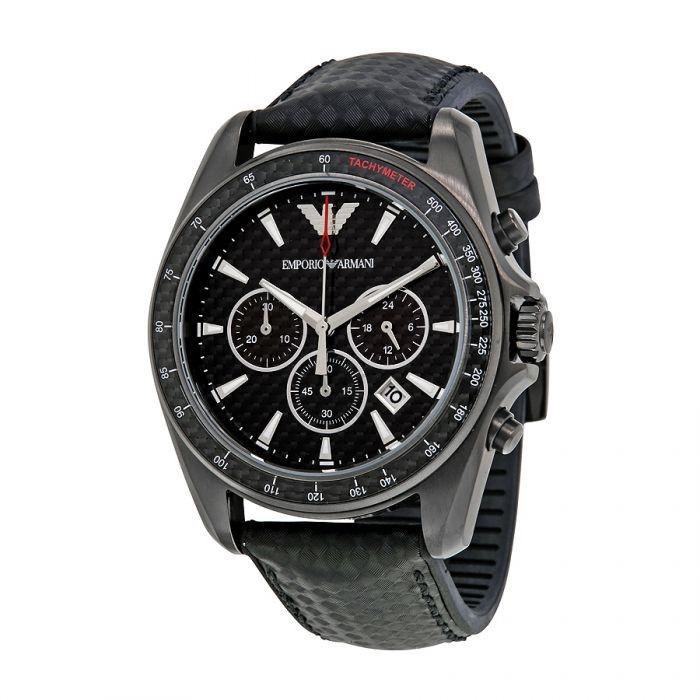 Handsome new Emporio Armani Men's Chronograph Watch.