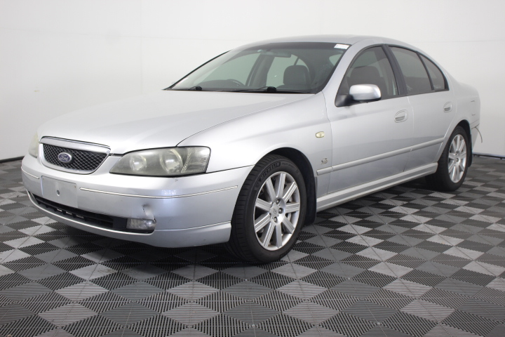 2004 Ford Fairmont Ghia 5.4 V8 (Service History) (future collectable)