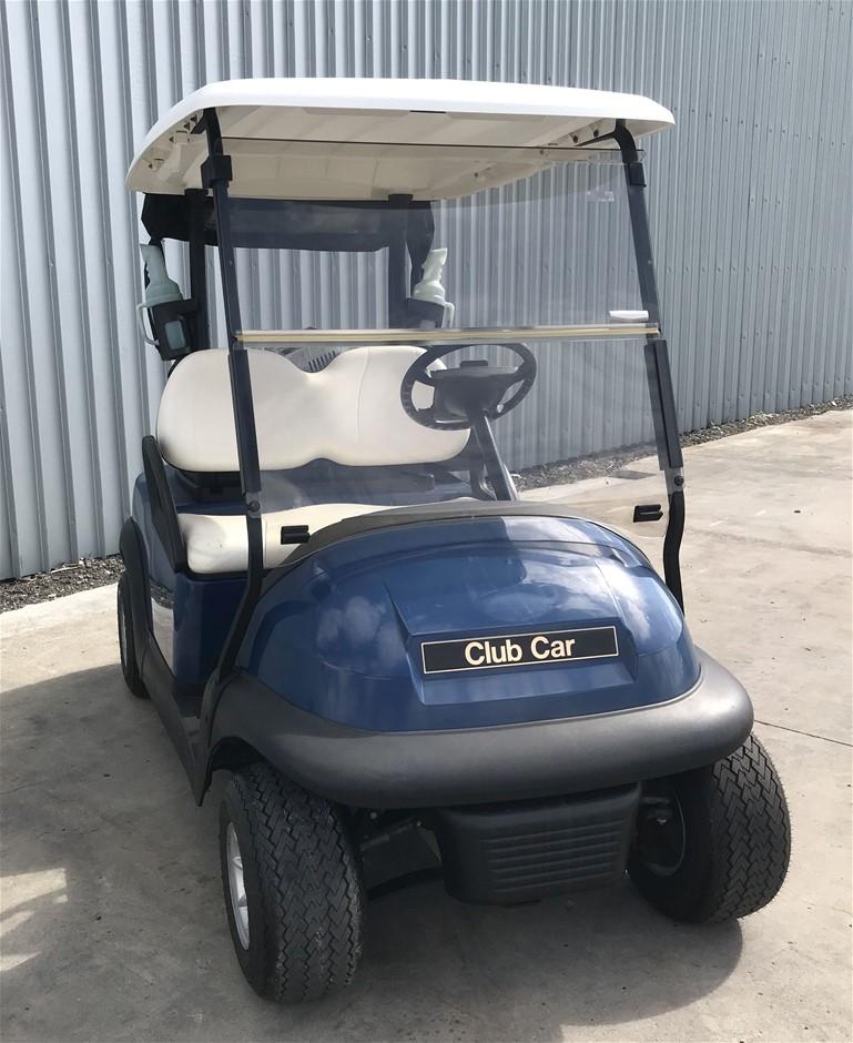 2010 Club Car Precedent 48V Electric Golf Cart (PH1023105030) 2014