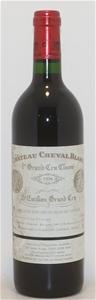 Chateau Cheval Grand Cru Blanc 1996 (1x