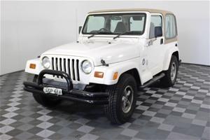 1998 Jeep Wrangler Automatic Suv