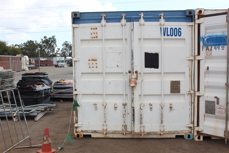 1996 20-Foot Shipping Container
