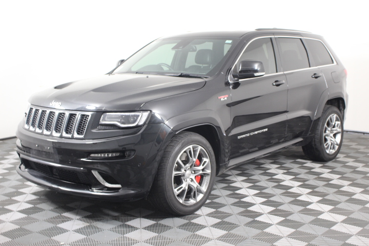 2015 Jeep Grand Cherokee SRT WK Automatic - 8 Speed Wagon
