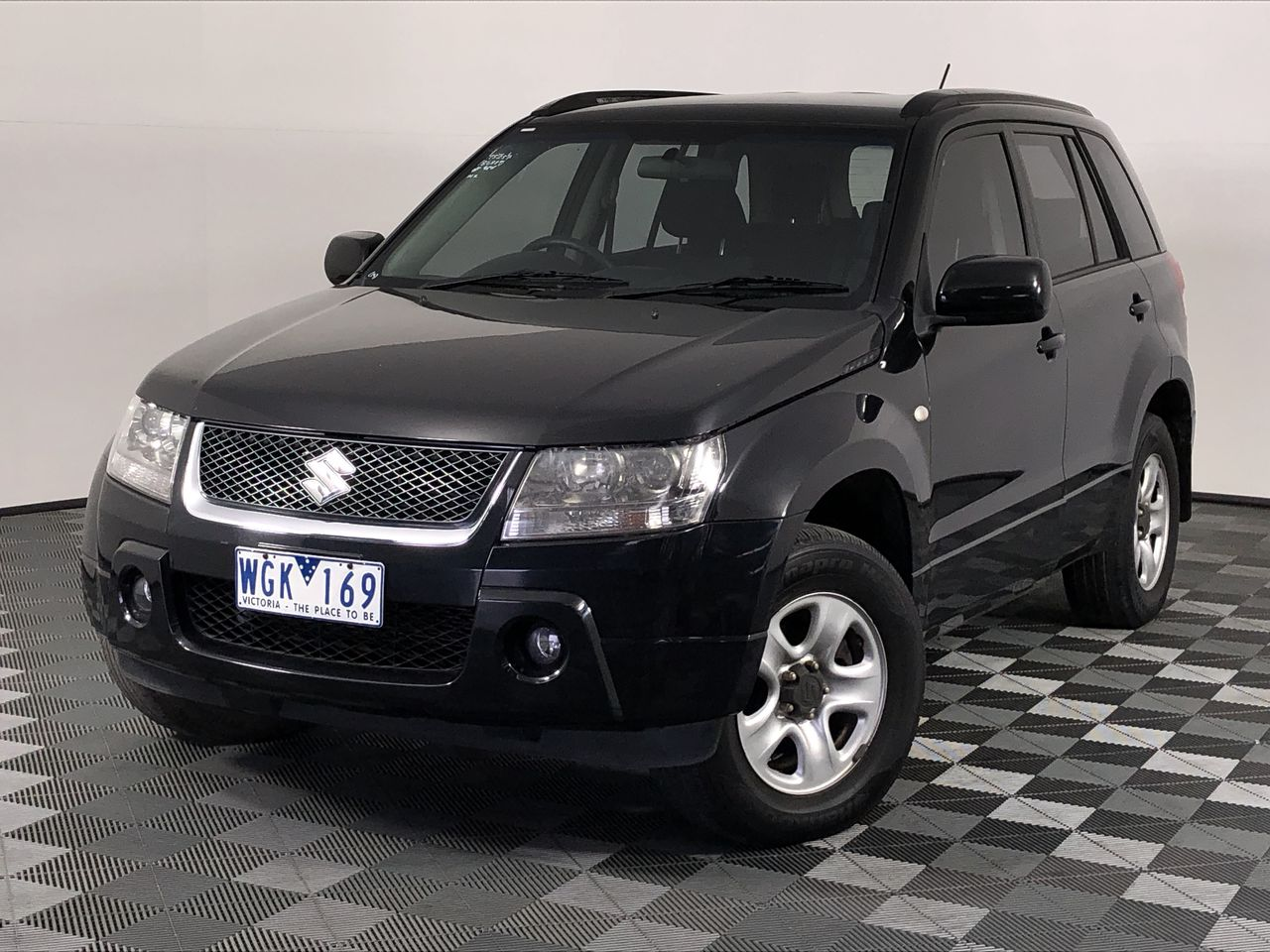 2007 Suzuki Grand Vitara (4x4) JT Automatic Wagon