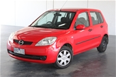 Unreserved 2006 Mazda 2 Neo DY Automatic