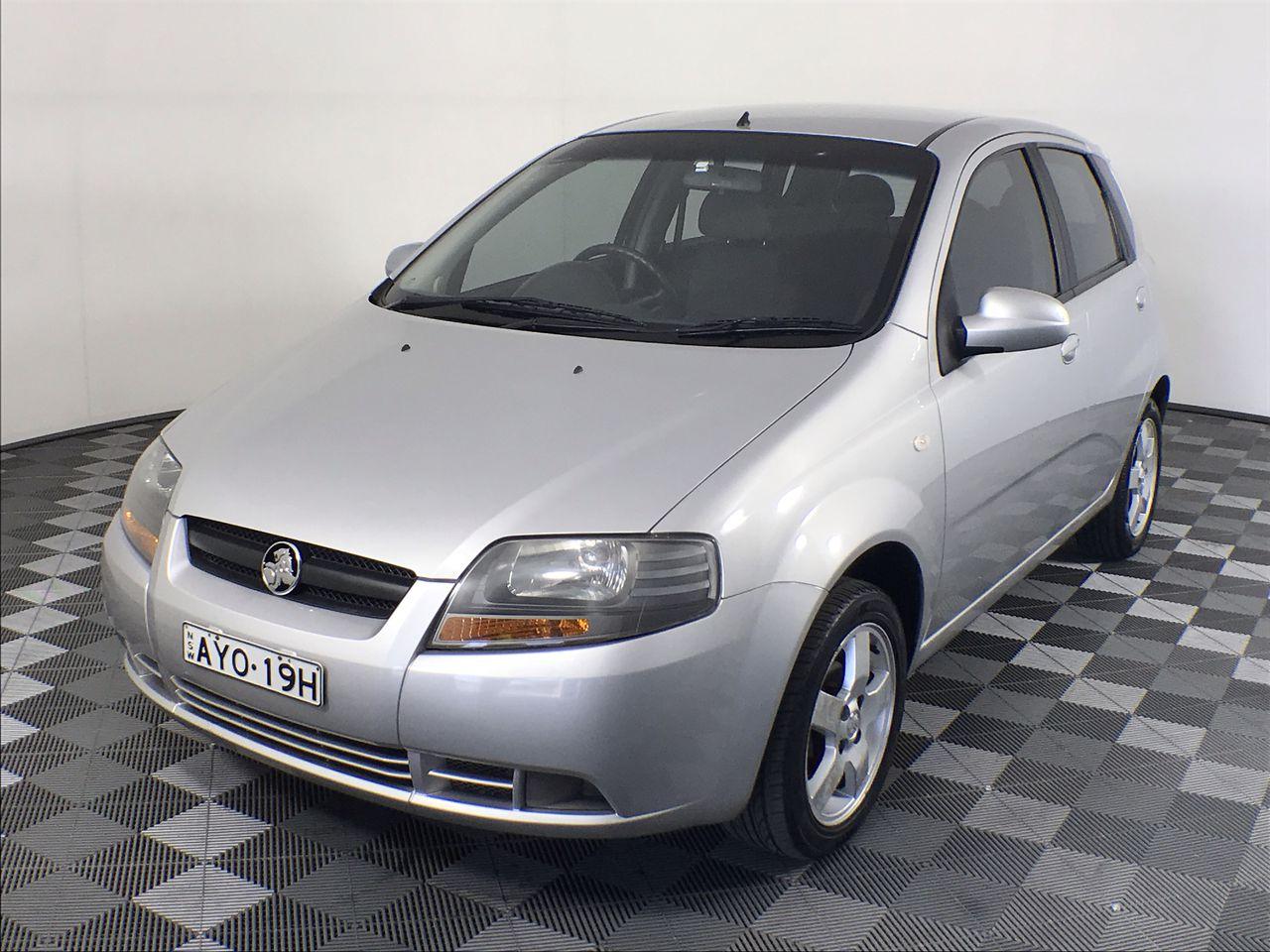 2006 Holden Barina TK Automatic Hatchback